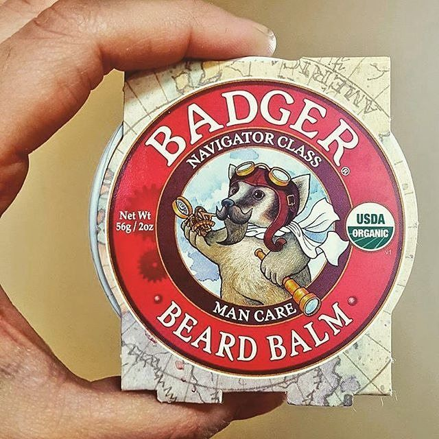 Grooming for adventurous men.  Badger Beard Balm conditions seals in moisture keeps stray hair in check and acts as a light styling aidso your beard not only looks healthier it feels softer as well.