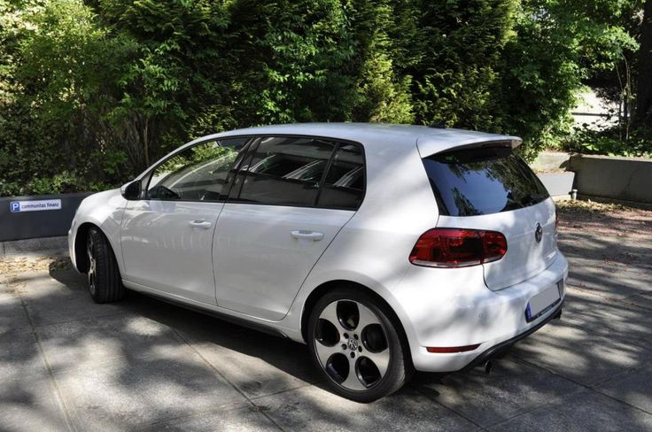 Volkswagen Golf 2.0 GTI DSG