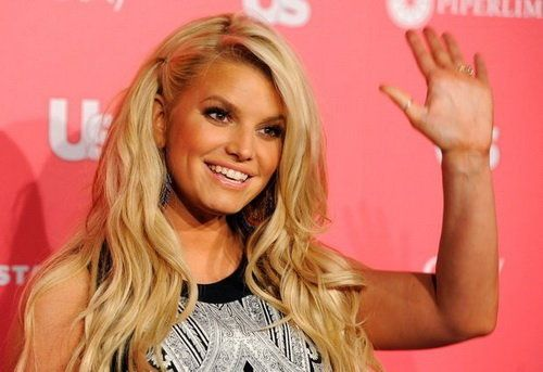 Best Jessica Simpson Hairstyles: Cute Long Hairstyles By Jessica Simpson ~ Celebrity Hairstyles Inspiration