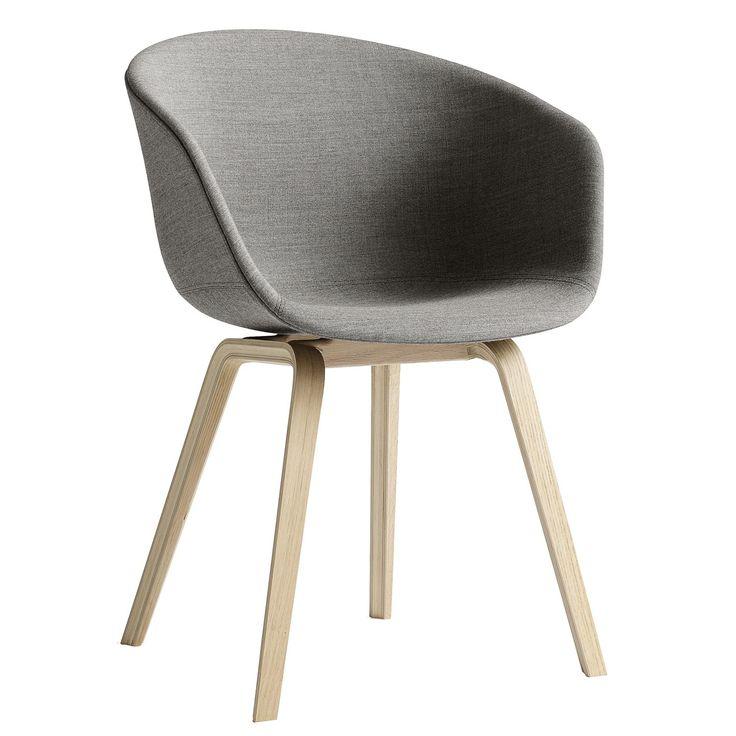 About a Chair 23 fra Hay. Tanken med serien About a Chair var å skape en stol med veldig enkel desig...