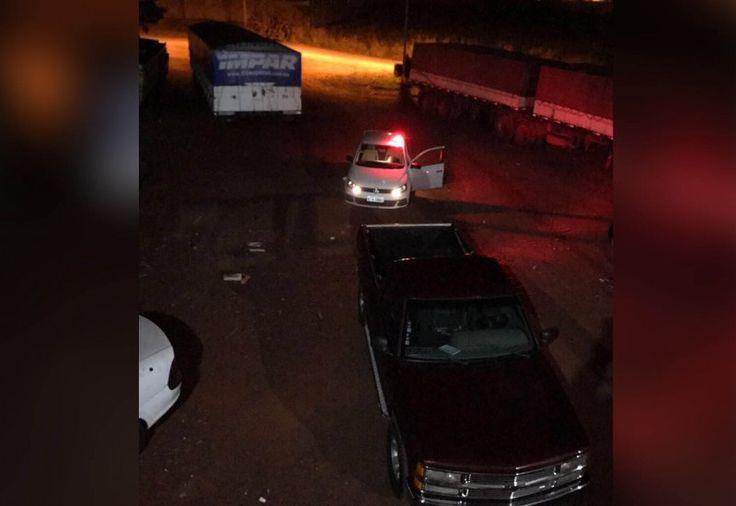 No decorrer desta semana, os policiais da DFRV/DEIC, dando prosseguimento às investigações que desmantelaram uma quadrilha especializada na falsa comunicação de roubo de caminhões e desvio de ca