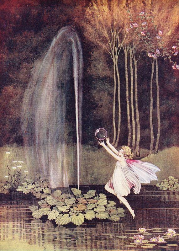 1000 Images About Ida Rentoul Outhwaite On Pinterest