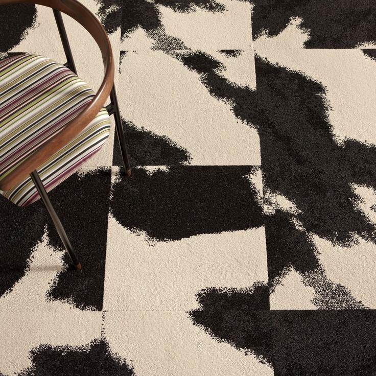 Cow Print Floor Tiles Mrs Copeland S Cowpoke