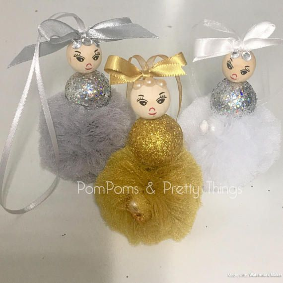 Hey, I found this really awesome Etsy listing at https://www.etsy.com/uk/listing/556680289/pompom-decoration-christmas-decoration