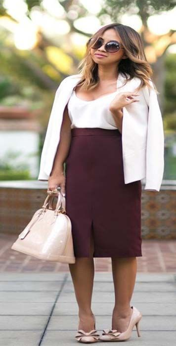 beige nude short sleeve sheath dress