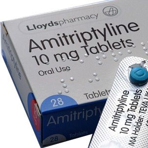 Treat depression: Amitriptyline (50 mg / 25 mg) is a tricyclic antidepressant that increases the activity of certain chemicals in the brain (norepinephrine, serotonin), which help improve mood ketamine mixed with antidepressants