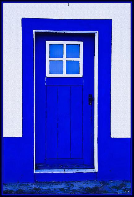 Alentejo Azul por Piedad Bartolomé by Piedad Bartolomé, via Flickr