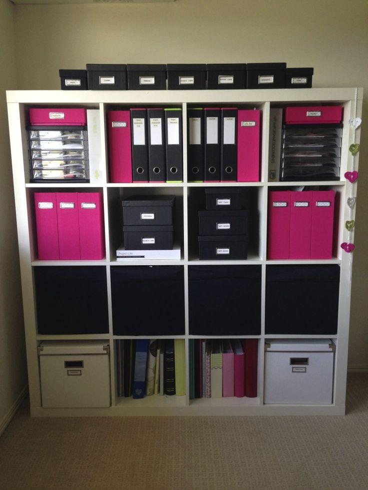 BUDGET FRIENDLY HOME OFFICE STORAGE SOLUTIONS