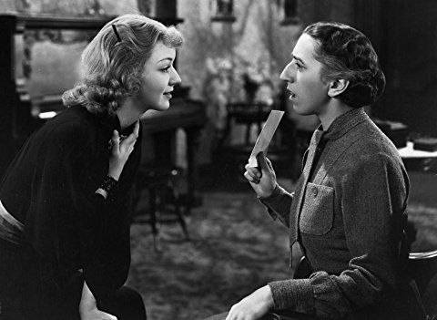 Margaret Hamilton and Anne Shirley in Chatterbox (1936)