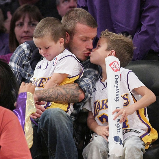 Happy Birthday, Cruz Beckham — Celebrate With the Beckhams' Sweetest Moments! #cute #davidbeckham