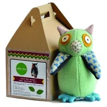 Hoo's the Maker Owl Stuffed Animal Kit