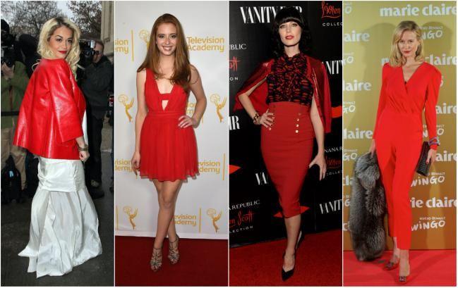 8 colores de prendas que nos encanta usar y su significado - IMujer - El rojo es uno de los colores que más llama la atención en la ropa. Tiene variados significados: es emocionante, energético, agresivo, pasional y audaz. Si te gusta vestir de rojo eres una persona con confianza en sí misma, que le agrada llamar la atención.