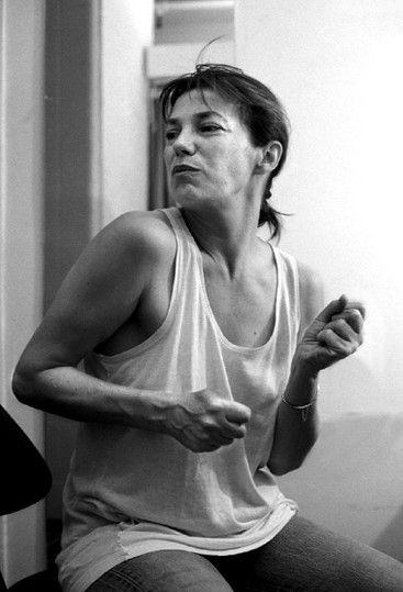 Jane Birken by Simon Annand