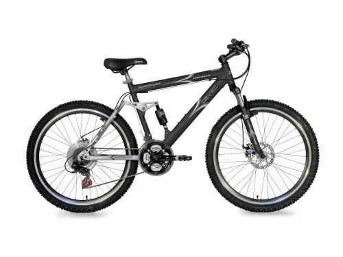 GMC Topkick Dual-Suspension Mountain Bike.    List Price:$299.99  Buy New:$295.95  You Save:1%  Deal by: CyclingShoppers.com
