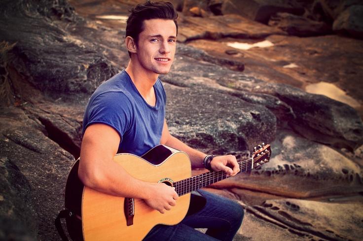 Mitchell Thompson  https://www.facebook.com/mitchthompsonmusic  (As seen on The Voice Australia 2012)