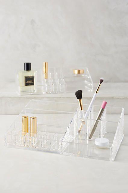 Acrylic Vanity Organizer