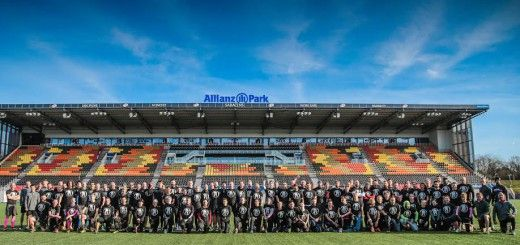 Spartan race bootcamp and SGX workshop in allianz park london