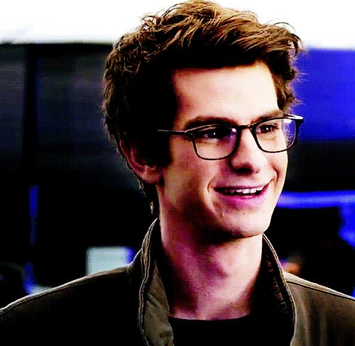 """When girls say they love nerds, they really mean """"I love a hott guy with glasses"""""""