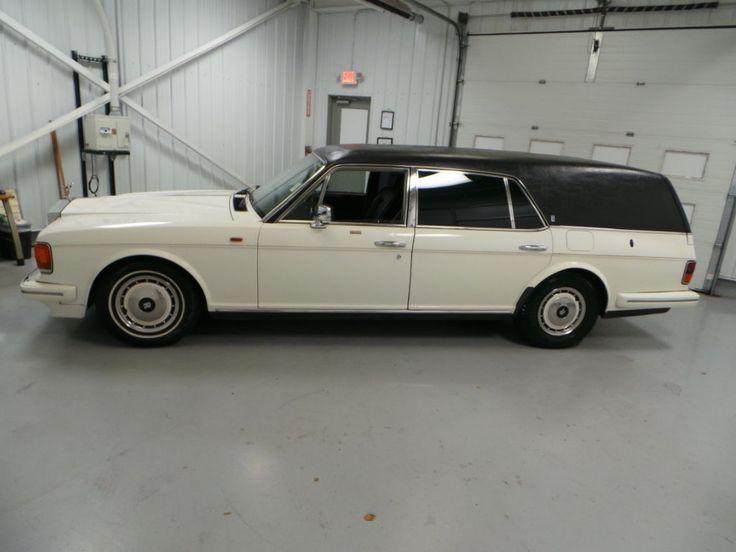 1991 Rolls-Royce Silver Spur II Hearse   eBay