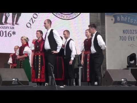 18.Szent István-napi Néptánctalálkozó nyitógálája - YouTube