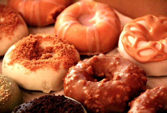 Go nuts for donuts. Federal Donuts Center City, #Philadelphia