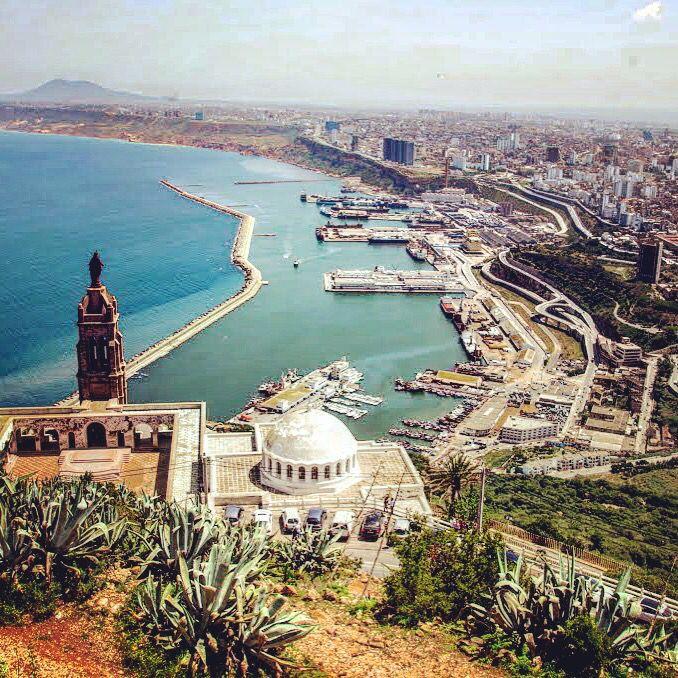 Oran, Algeria.