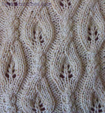Free Knitting Lace Stitch Library : Sail knitting stitches hand knitted Pinterest Stitches, Stitch patterns...