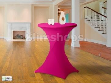 Statafelrok Roze