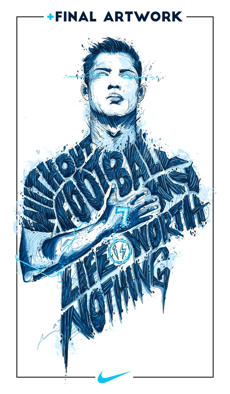 NIKE // CR7 on Behance