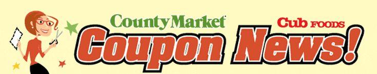 County Market savings!!!!