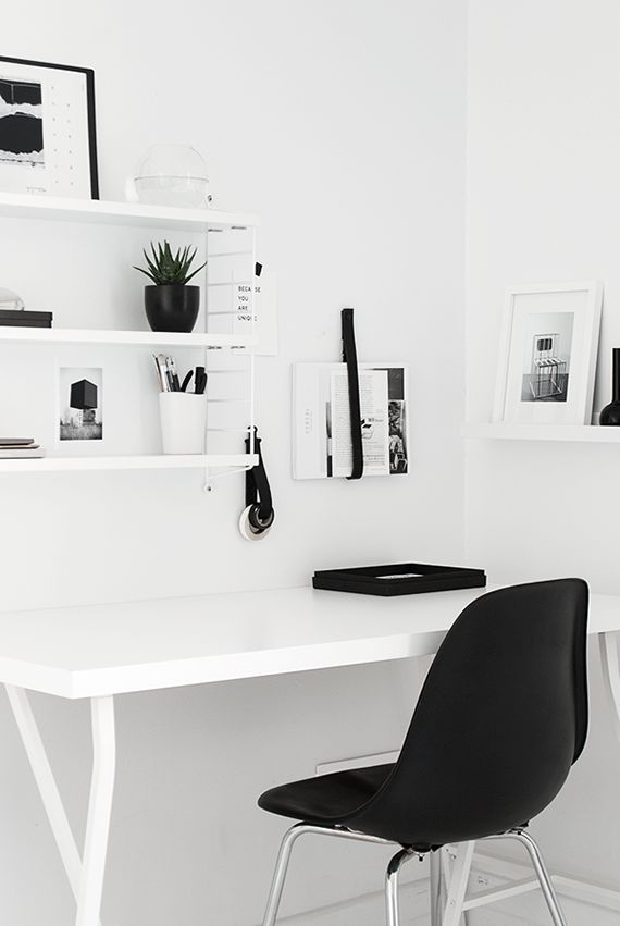 Best 25 Minimalist Office Ideas On Pinterest