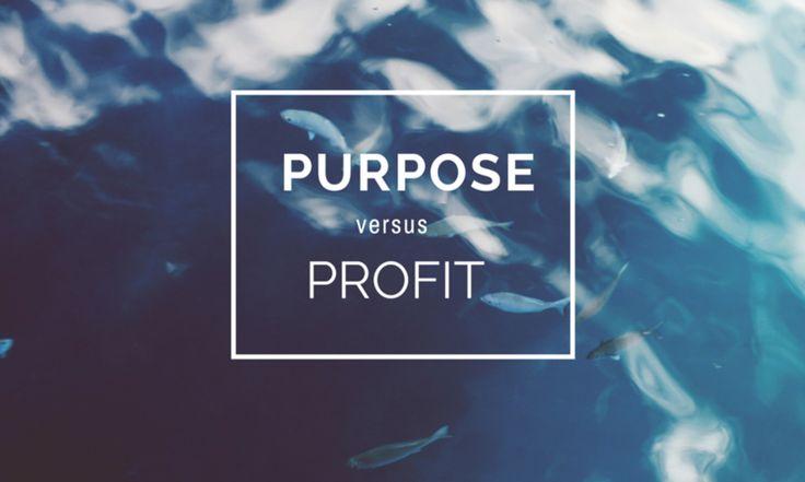 A new era of purpose driven business