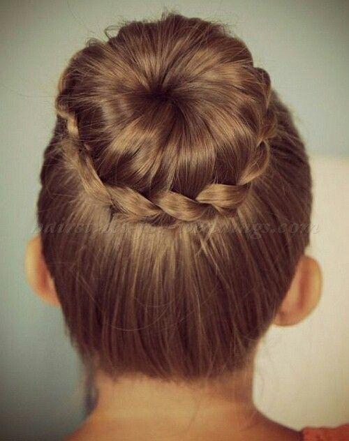 explore junior bridesmaid hairstyles
