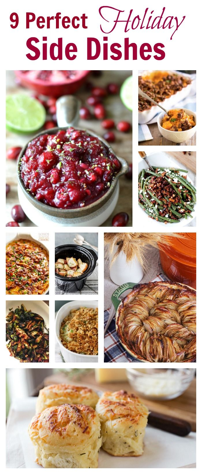 Food faith amp design thanksgiving goodies - 9 Thanksgiving Side Dishes