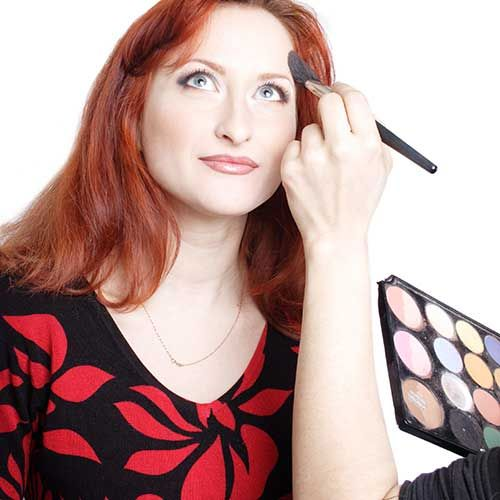 Makeup Tips And Color For Mature Redheads