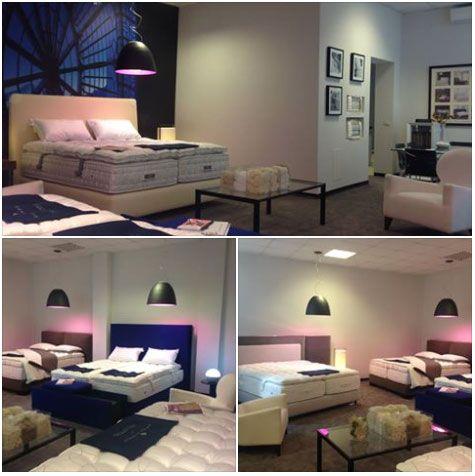 Showroom Treca Interiors Paris - Rome