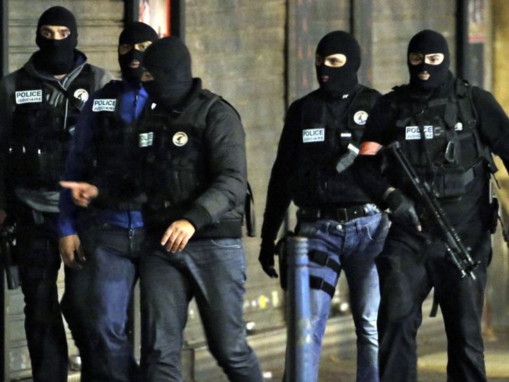 Ranskan poliisi erikoisjoukot