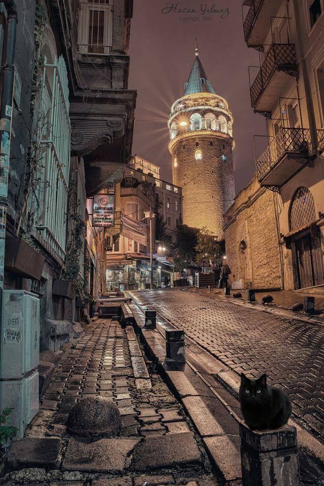 Прavi Бaлkanaц — Galata Kulesi, Istanbul pr…