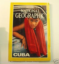 Fast Facts on Cuba from National Geographic
