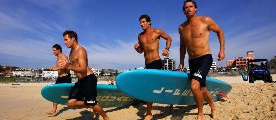 So hot omg. Lifeguards <3