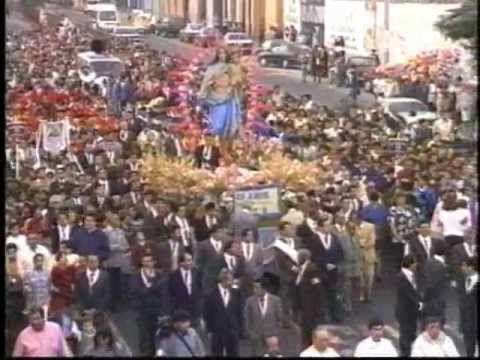 """""""Maria Auxiliadora"""" y sus festividades cada 24 de Mayo. -"""