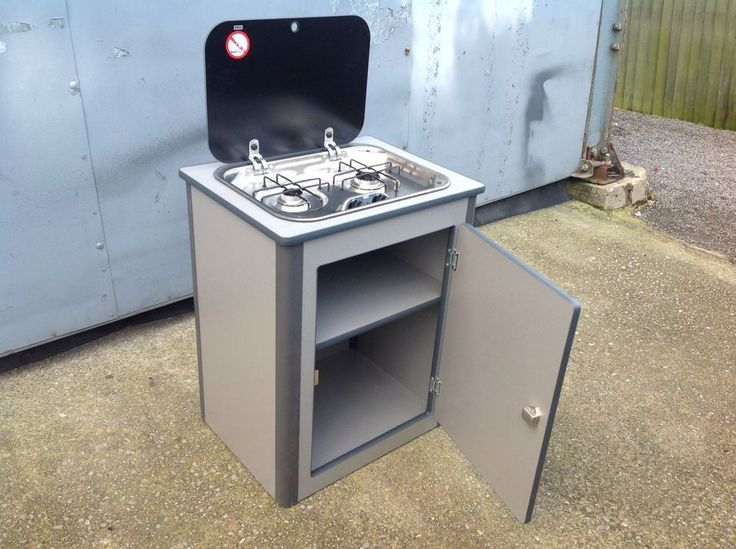 Kitchen unit idea camper van pinterest kitchen unit for Camper van kitchen units