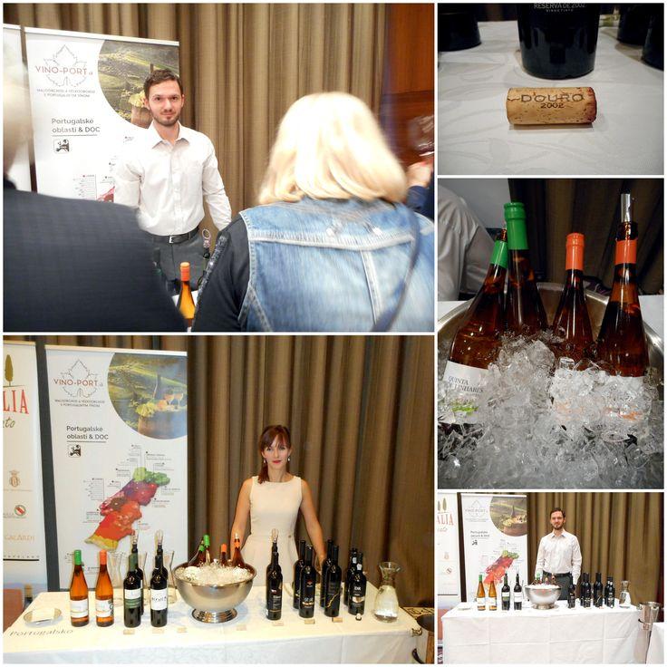 4. Festival medzinárodných vín v Sheraton Bratislava Hotel #vinoportsk