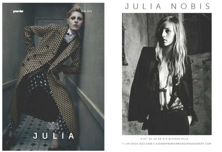 Flawless Magazine Premier Model Management London, UK.