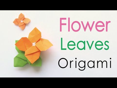 1240 best origami images on pinterest origami flowers paper origami paper square flower and leaves origami kawaii153 mightylinksfo