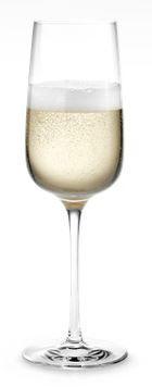 Holmegaard - Bouquet champagne #inspirationdk #borddækning #glas