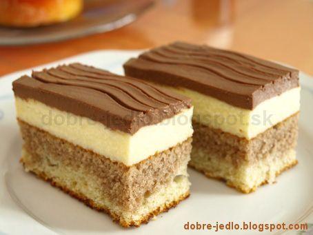 Tvarohový koláč - recepty