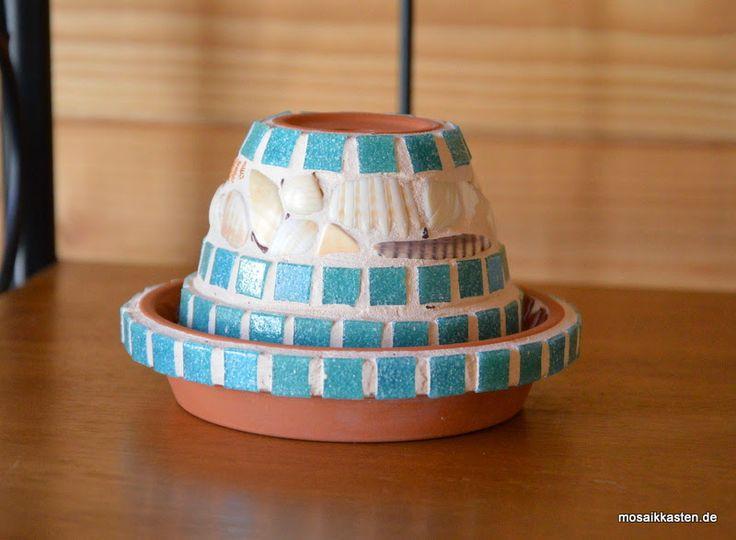 14 besten aschenbecher bilder auf pinterest aschenbecher for Dekoration mosaik
