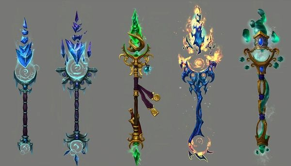 Guide Frissébène, Arme prodigieuse - World of Warcraft - Mage