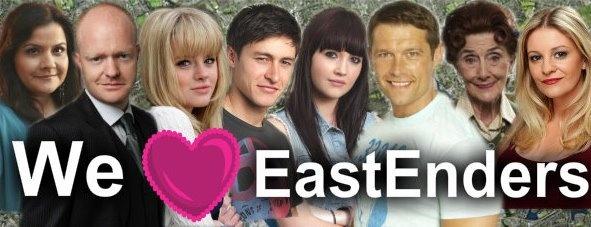 We <3 EastEnders
